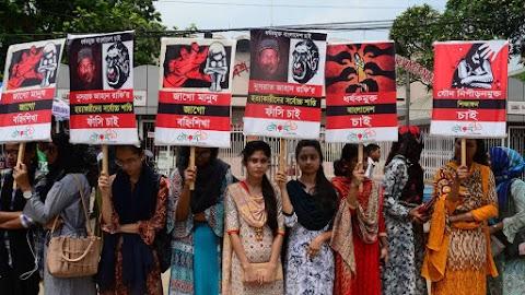Élve megégettek egy bangladesi lányt, aki zaklatással vádolta iskolaigazgatóját