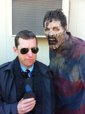 Scott M.Gimple new TWD showrunner