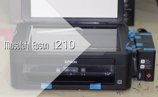 Masalah Epson L210 dan Solusi Memerbaikinya-YTB