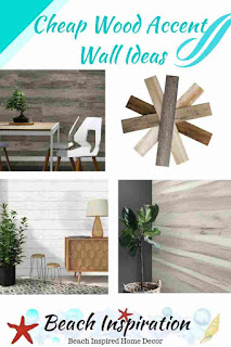 Cheap Wood Accent Wall Decor Ideas