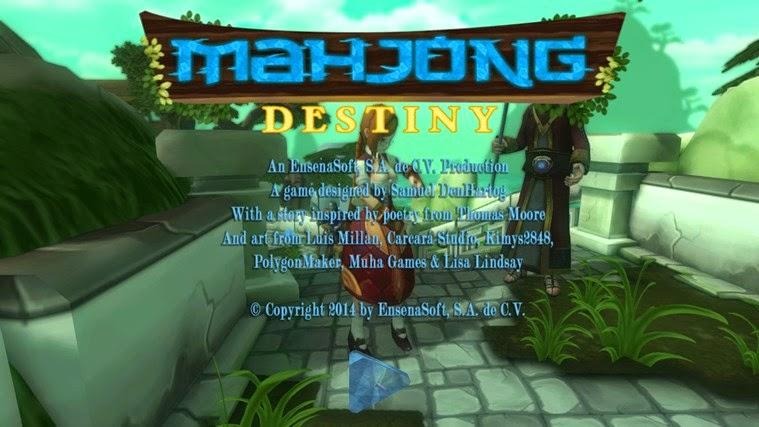 Mahjong Destiny Video Game Download