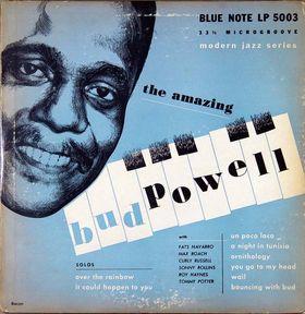 REMY: 1951 Bud Powell - The Amazing Bud Powell