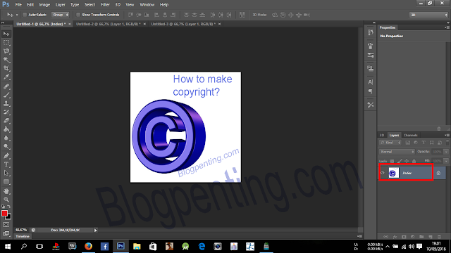 how to make images copyright