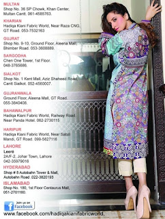 HKFW Flora Kurti Collection Catalog 2015