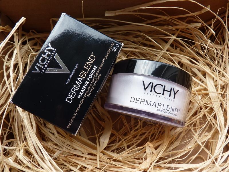 Vichy Dermablend Transparentny puder utrwalający makijaż - plusy i minusy