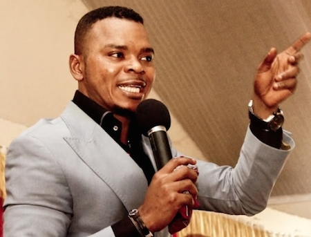 Bishop Obinim commanded Idol spirit to leave, SEEN LIVE on Camera [Video]