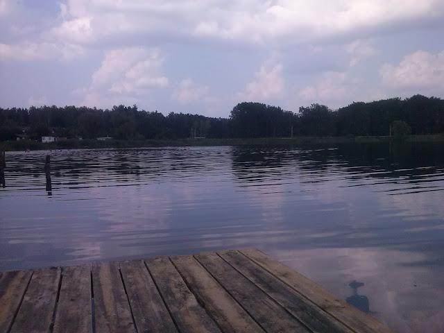 Jezioro Czyżykowo (Cisek) - Szklarka Radnicka