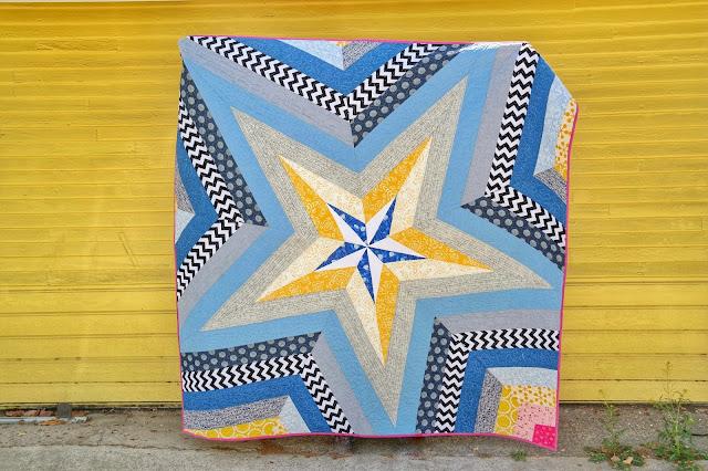 star storm quilt
