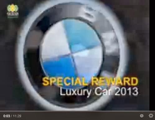 Special Reward TIENS 2013