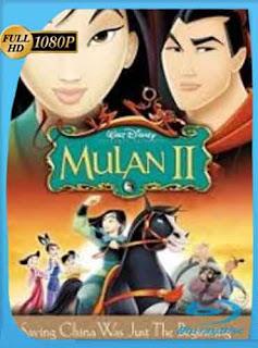 Mulan 2 2004 HD [1080p] Latino [Mega] dizonHD