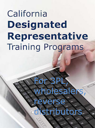 California Designated Representative Training