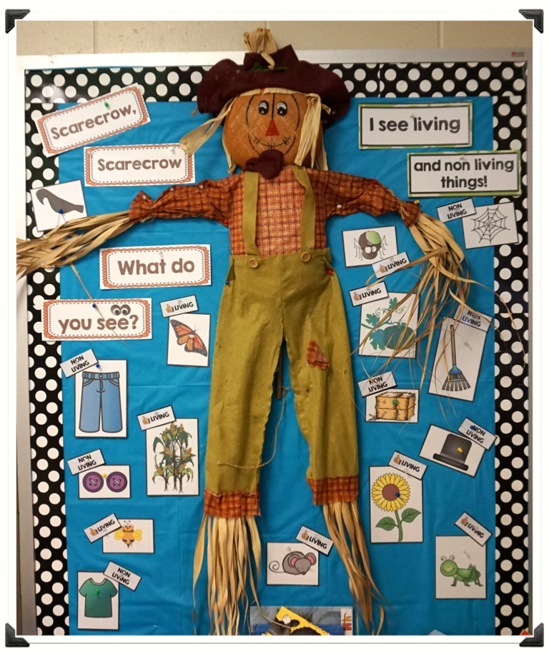 http://imbloghoppin.blogspot.com/2015/10/fun-scarecrow-ideas-and-scarecrow.html