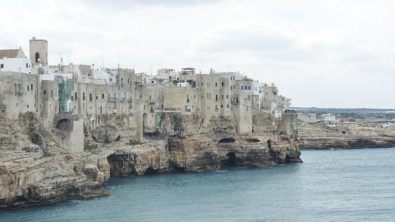 Khám phá 'gót giày' Puglia của nước Ý