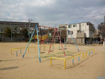 中浜公園ブランコ