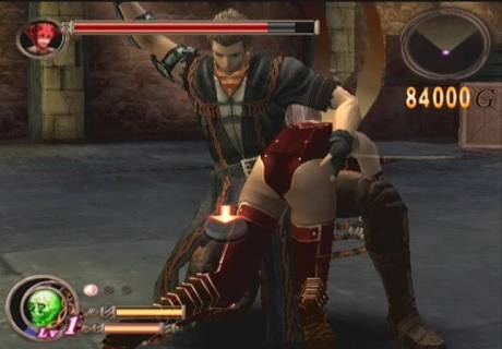 download save game tamat god hand pcsx2