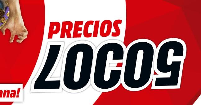Top 5 ofertas folleto precios locos de media markt for Media markt fotos precios