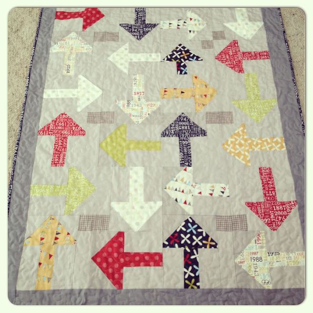 Robot Mom Sews My Finished Quilts