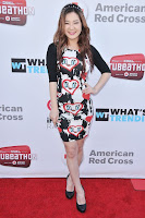 Megan Lee What's Trending 4th Annual Tubeathon best red carpet dresses