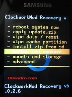 Cara Backup Dan Restore Hp Android