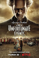 Segunda temporada de A Series of Unfortunate Events