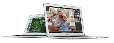 MacBook Air 11.6-inch dan 13.3-inch