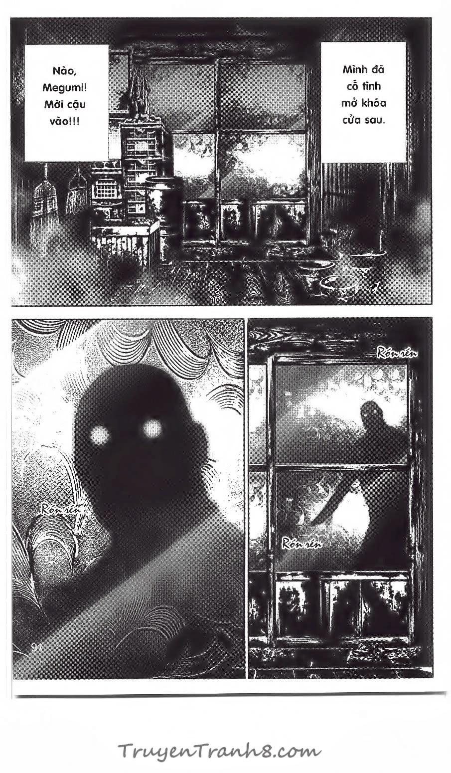 Shiki chapter 32 trang 42
