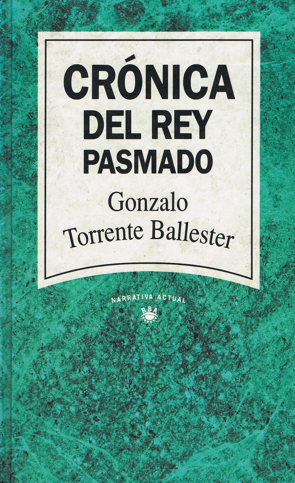 cronica del rey pasmado libro pdf