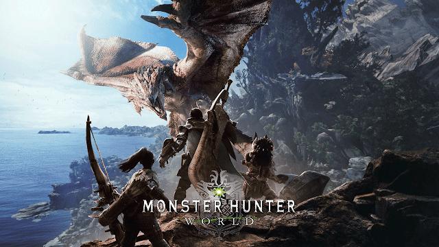 Link Tải Game MONSTER HUNTER: WORLD miễn phí