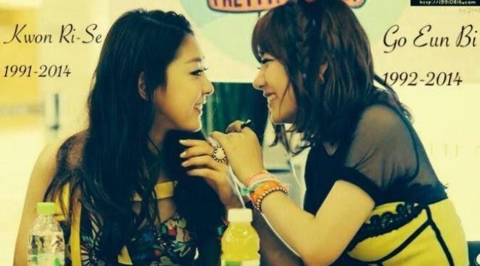 Sebelum Meninggal, EunB dan Rise Sempat Ucapkan Salam Perpisahan
