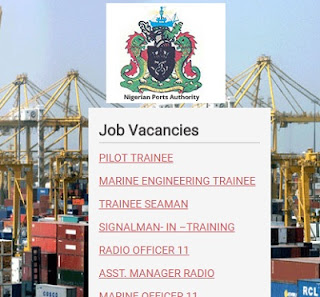 Massive Job Vacancies At Nigeria Port Authority; See How To Apply Here