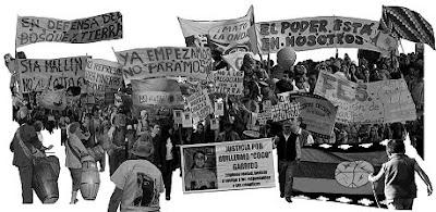 Asamblea en Defensa del Agua y la Tierra:
