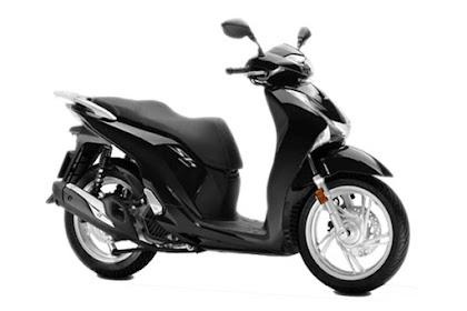 Skutik Premium Model Eropa Honda SH150i dari AHM