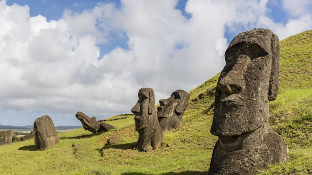 Misteri Pulau Paskah