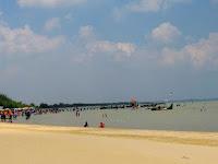 Karang Jahe Beach, Eksotisme Wisata Pantai Pasir Putih di Rembang