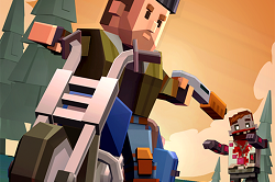 Download Cube Survival Story Apk 1.0.3 Mod + Data Android
