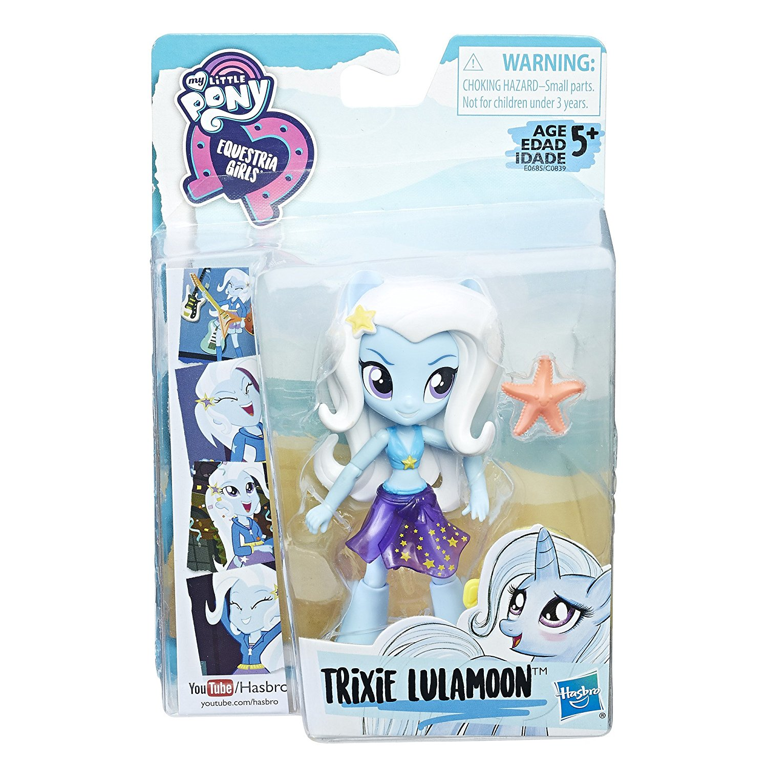 Images of Beach Equestria Girls Minis Appear on Amazon ...