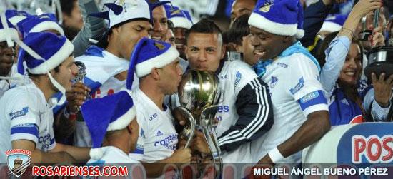 ¡Millonarios Campeón! | Rosarienses, Villa del Rosario