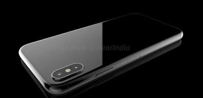 Dettagli foto e video nuovo iPhone 8