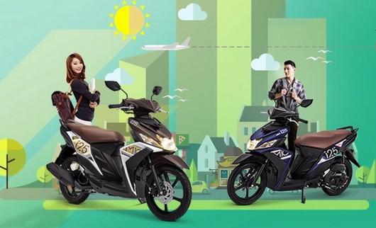 Harga Motor Matic Yamaha Terbaru