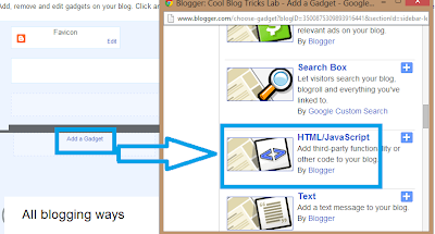 Add a stylish Recent post widget for blogger