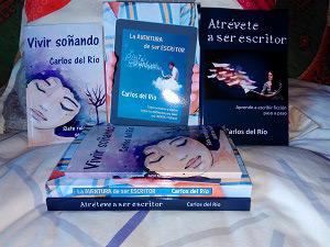 Libros de Carlos del Río