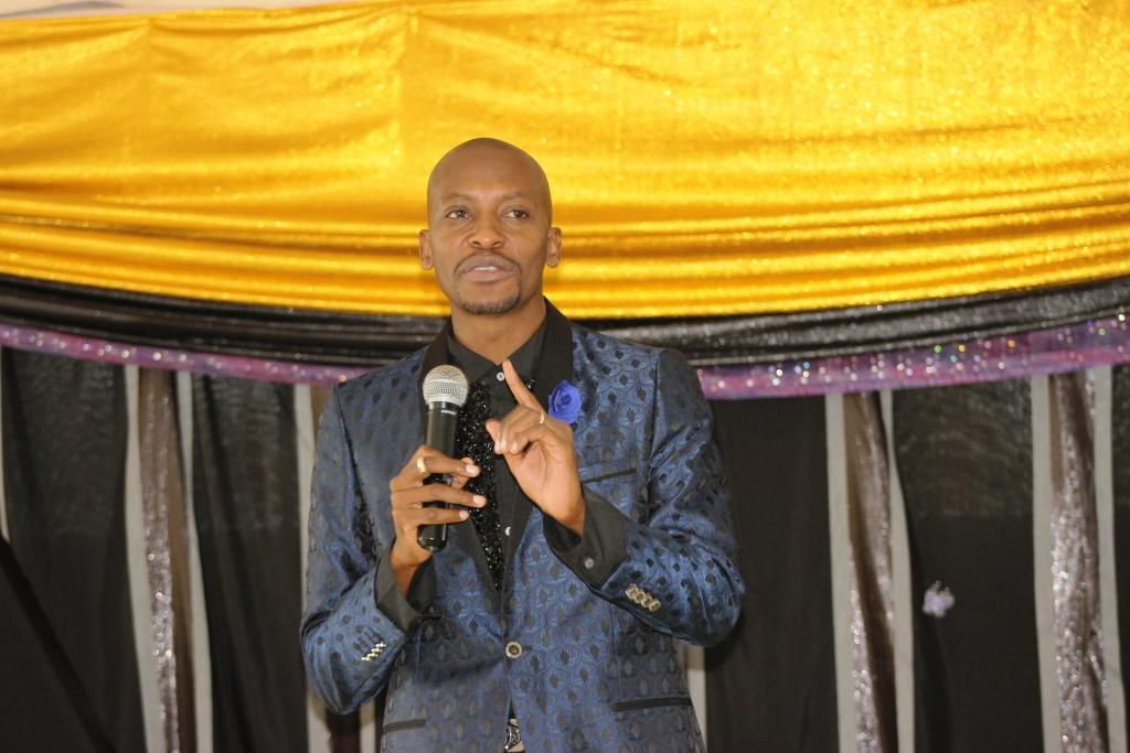 Apostle Pride Sibiya An Apostolic Father and A Prophetic Kingdom General!