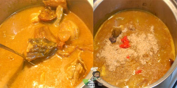 ogbono soup preparation