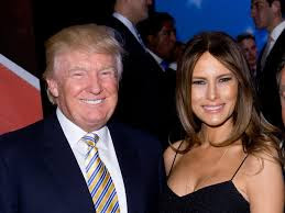 Trump And Wife 2016