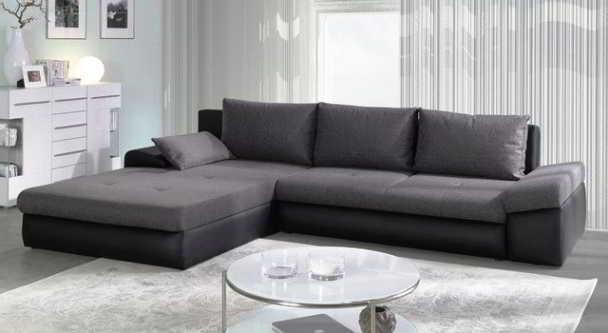Sofa Minimalis Warna Hitam