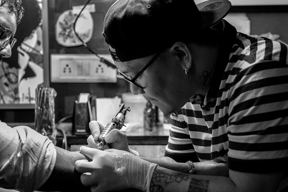 booking beautique local tattoo parlours