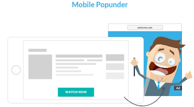 mobiile popunder ad network