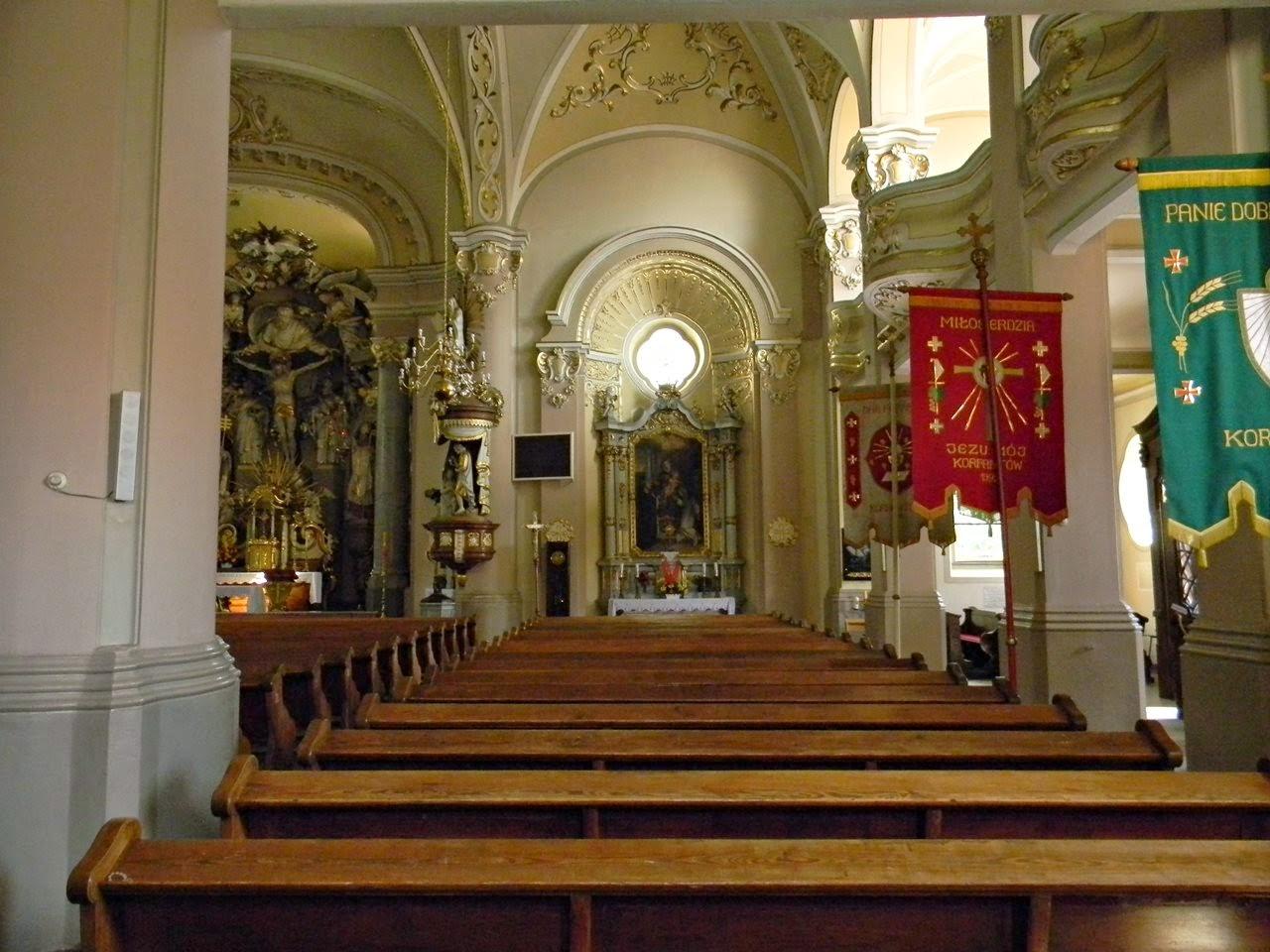 Korfantów, opolskie, miejsca kultu, chrześcijanie