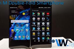 ZTE Axon M Double-Fold Smartphone