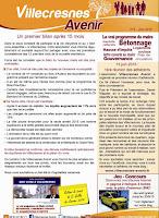 Villecresnes Avenir N°3 - Juin 2015
